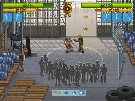 Punch Club: Fights screenshot 5