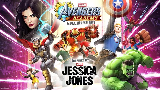marvel avengers academy apk screenshot - Avengers Marvel