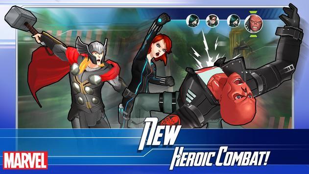 MARVEL Avengers Academy स्क्रीनशॉट 1