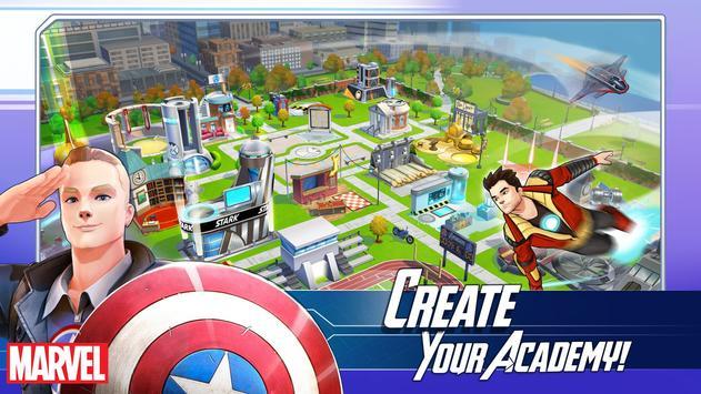 MARVEL Avengers Academy स्क्रीनशॉट 4