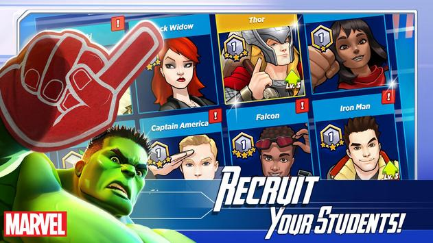 MARVEL Avengers Academy स्क्रीनशॉट 8
