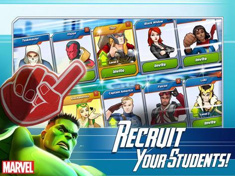 MARVEL Avengers Academy TM apk screenshot