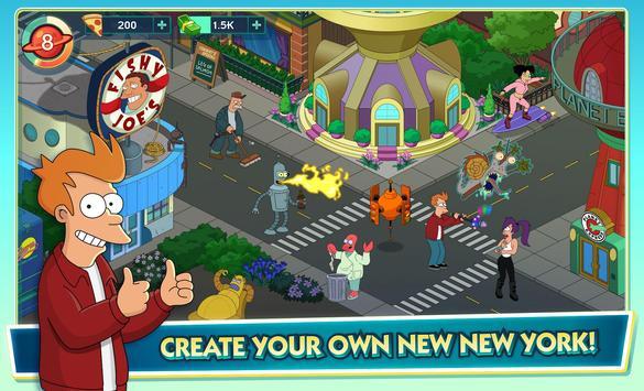 Futurama screenshot 8