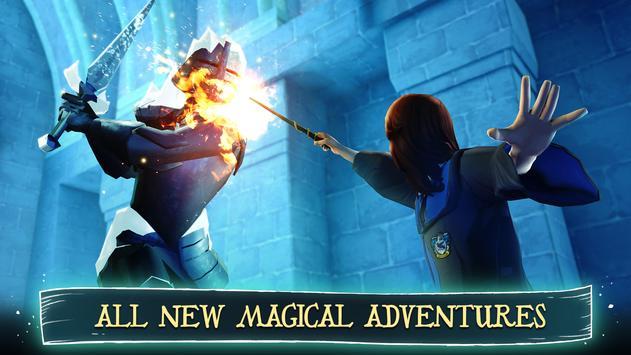 Harry Potter: Hogwarts Mystery imagem de tela 17