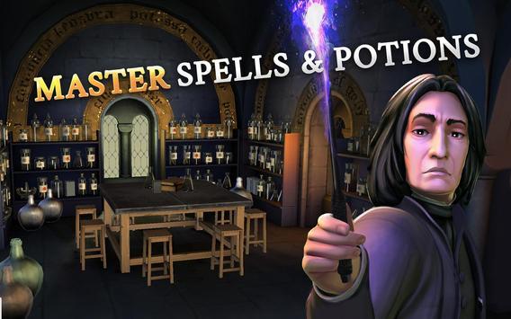 ハリー・ポッター:ホグワーツの謎 スクリーンショット 10