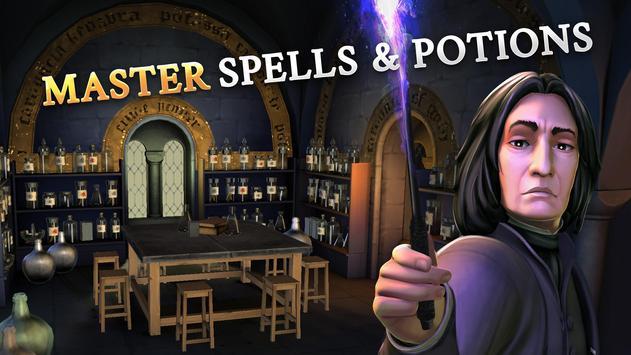 Harry Potter imagem de tela 24