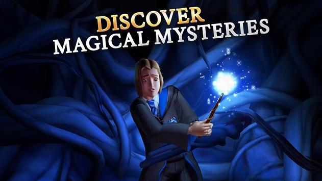 ハリー・ポッター:ホグワーツの謎 スクリーンショット 3