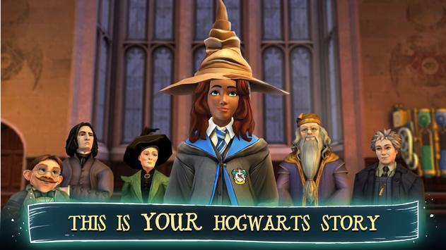 Harry Potter: Hogwarts Mystery imagem de tela 7