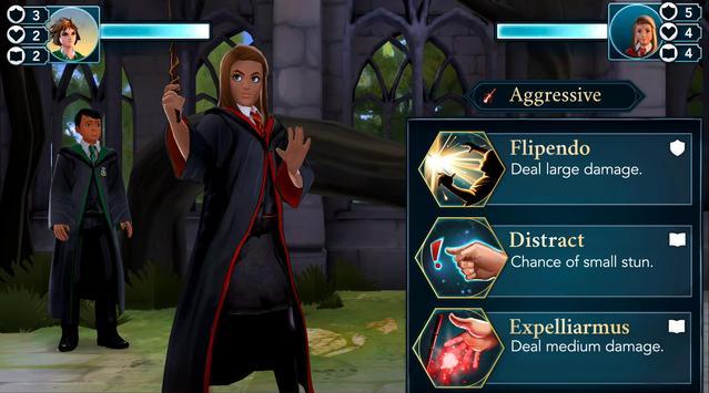 Harry Potter imagem de tela 7