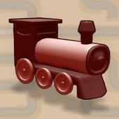 Rocketjump Railroad icon