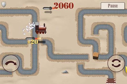 Rocketjump Railroad screenshot 1