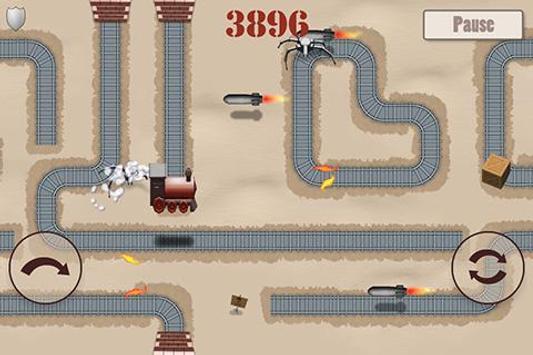 Rocketjump Railroad screenshot 2