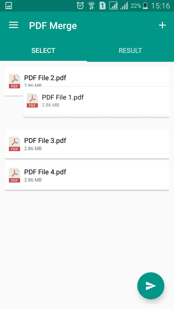 PDF Merge for Android - APK Download
