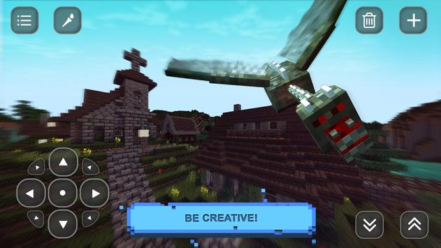 Medieval Exploration Craft 3D скриншот 2