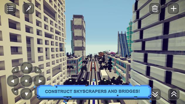Construção Cidade: Exploração apk imagem de tela