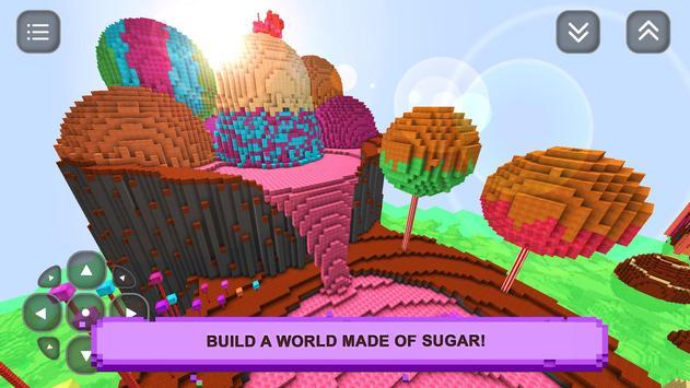 Sugar Girls Craft: Design Games for Girls poster