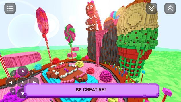Sugar Girls Craft: Design Games for Girls screenshot 2