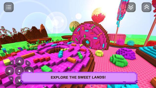 Sugar Girls Craft: Design Games for Girls screenshot 7