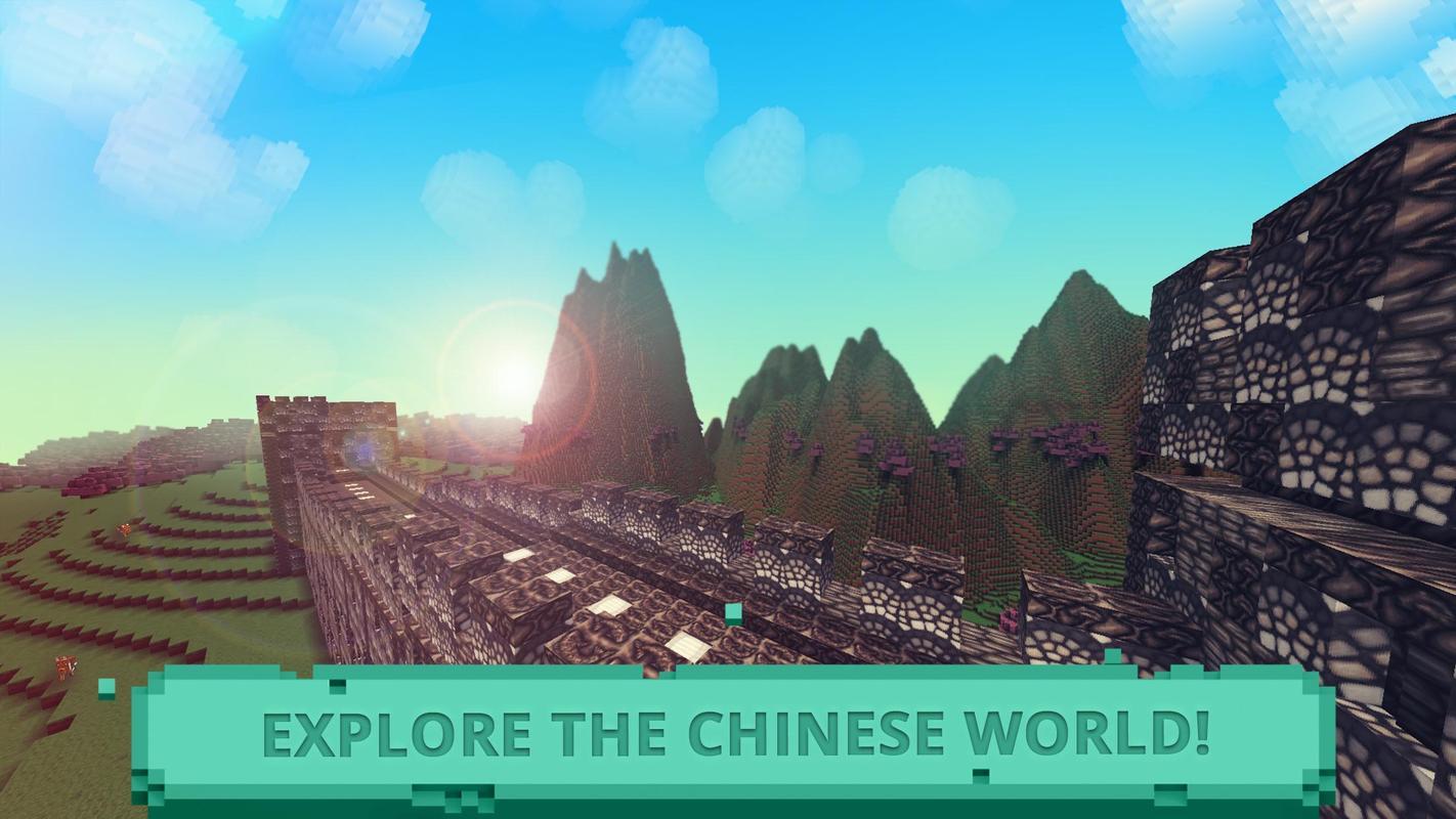 Minecraft china apk download