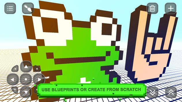 Color craft 3d pixel art maker apk download free simulation game color craft 3d pixel art maker apk screenshot malvernweather Image collections
