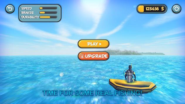 دعونا صيد السمك الرمح في صيد تصوير الشاشة 8