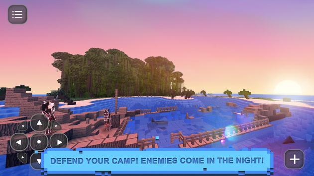 Survival: Island Build Craft - Exploration Games apk screenshot