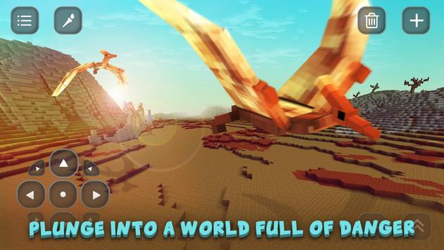 Dino Jurassic Craft: Evolution apk screenshot
