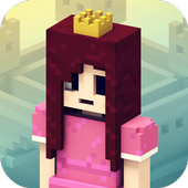 Princess World: Craft & Build icon