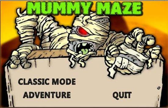 Mummy screenshot 1
