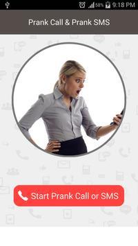 Prank Call & Prank SMS screenshot 7