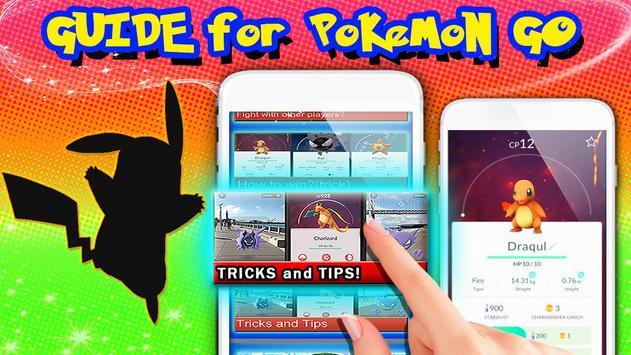 Super guide for Pokemon GO screenshot 3
