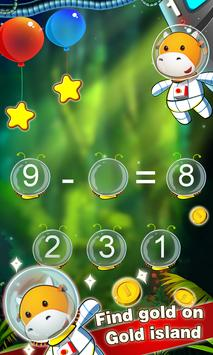 Kids math - educational game screenshot 4