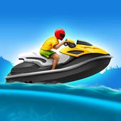 Tropical Island Boat Racing icon
