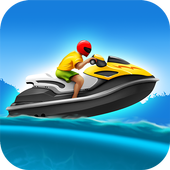 Tropical Island Boat Racing icon