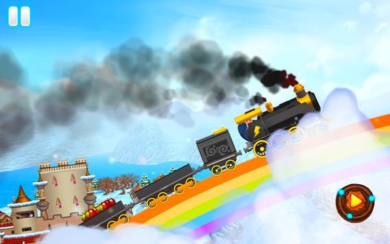Fun Kids Train Racing Games screenshot 15
