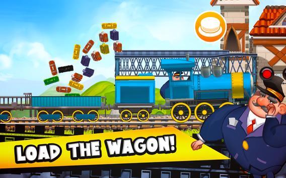 Fun Kids Train Racing Games screenshot 12