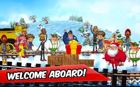 Fun Kids Train Racing Games screenshot 22