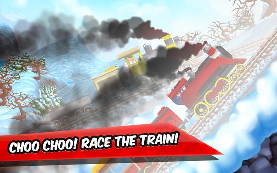 Fun Kids Train Racing Games screenshot 4