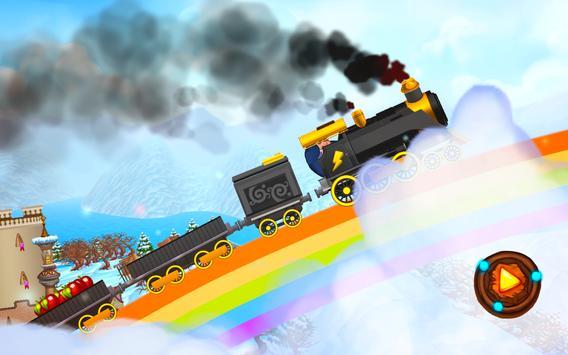 Fun Kids Train Racing Games screenshot 7