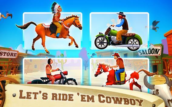Wild West Race screenshot 8