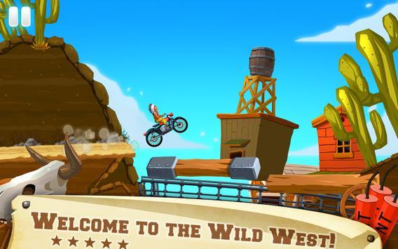Wild West Race screenshot 1