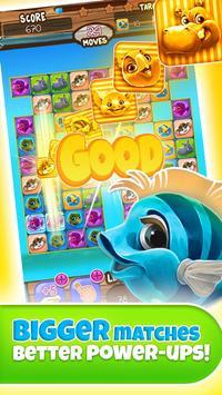 Pet Match 3: Animal Blast Game скриншот 12