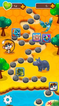 Pet Match 3: Animal Blast Game скриншот 15