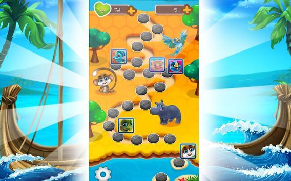 Pet Match 3: Animal Blast Game скриншот 23