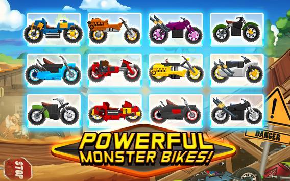 Monster Bike Motocross poster