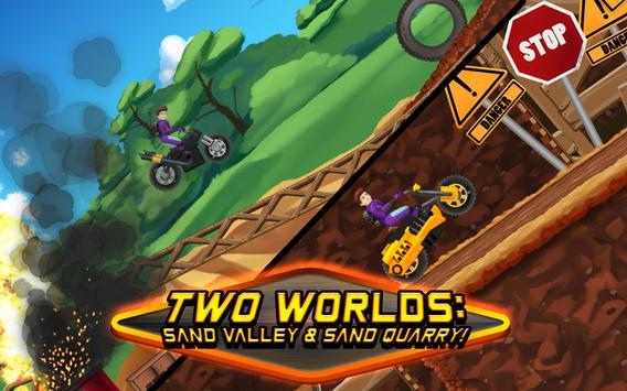 Monster Bike Motocross apk screenshot