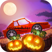 Halloween Cars: Monster Race icon