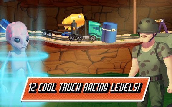 Truck Driving Race US Route 66 apk screenshot