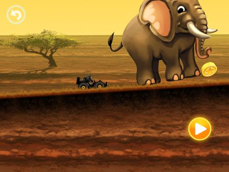 Fun Kid Racing - Safari Cars screenshot 15