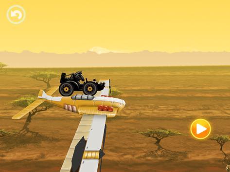 Fun Kid Racing - Safari Cars screenshot 18